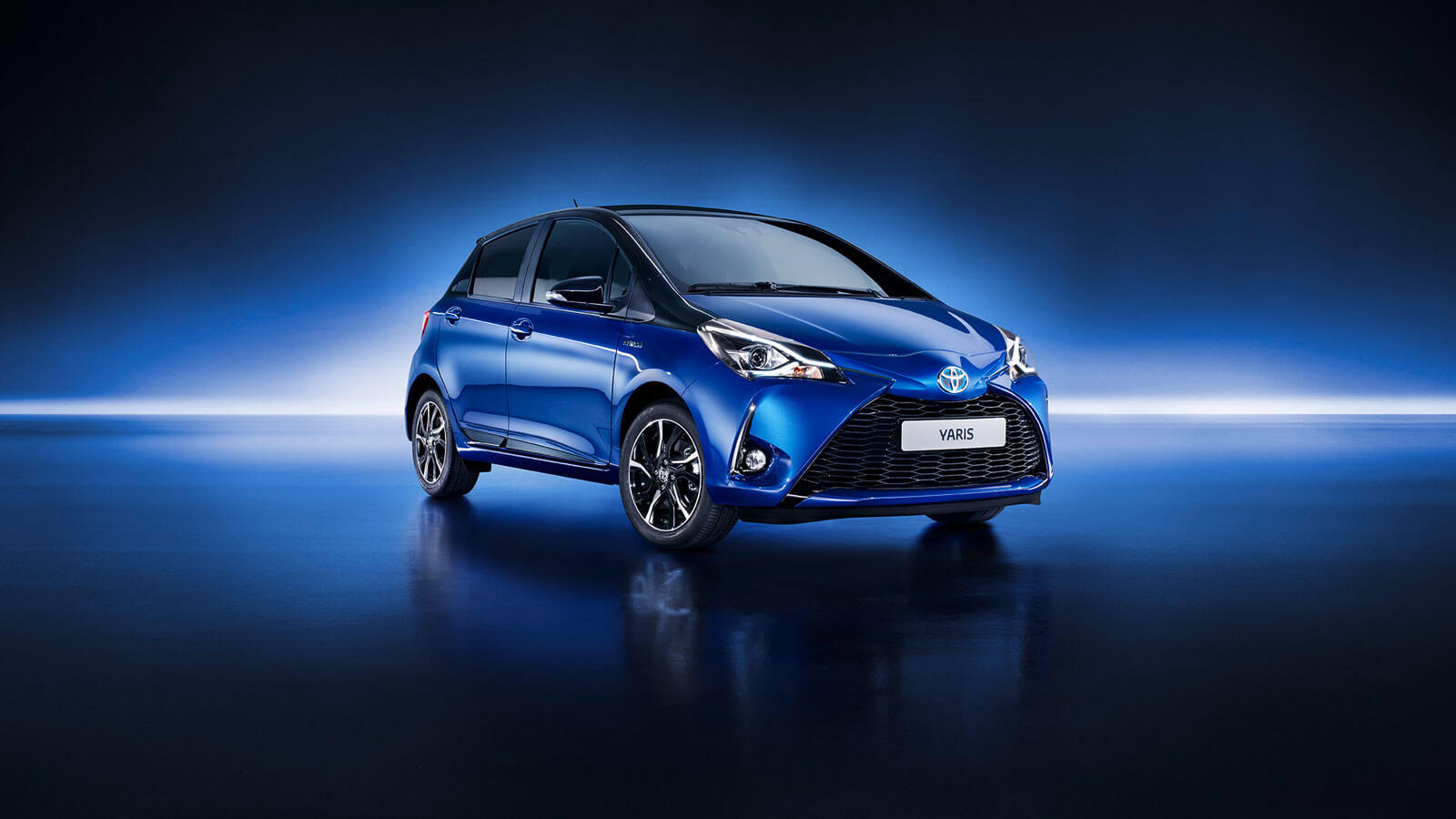 New Yaris models & features